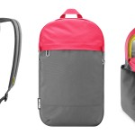 Incase Campus Compact 15-inc MacBook Sirt Cantasi (Pembe. Gri)