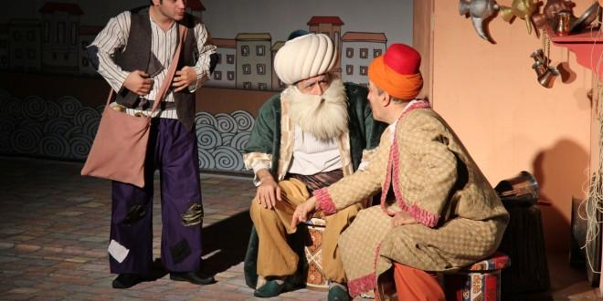 Anadolujet Çocuk Tiyatrosu Antares AVM'de miniklerle buluşuyor