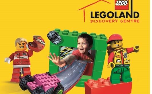 Legoland ve Jurassic Park ile Forum İstanbul, 23 Nisan'da da çok eğlenceli